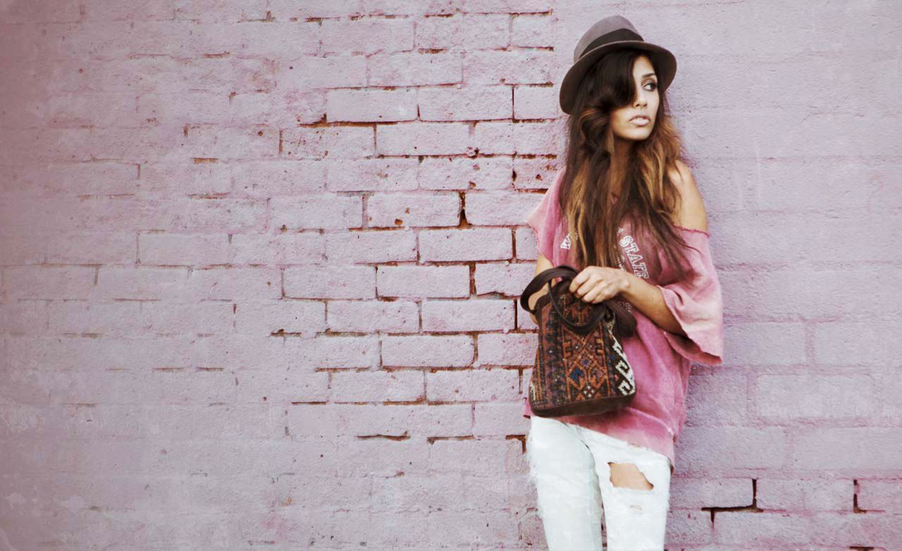 KMS California - Obsessed with freedom of style love the bohemian look