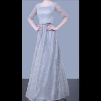 فساتين سهرة شيفون 2019 Chiffon Evening Dresses Evening Dresses High Waisted Skirt
