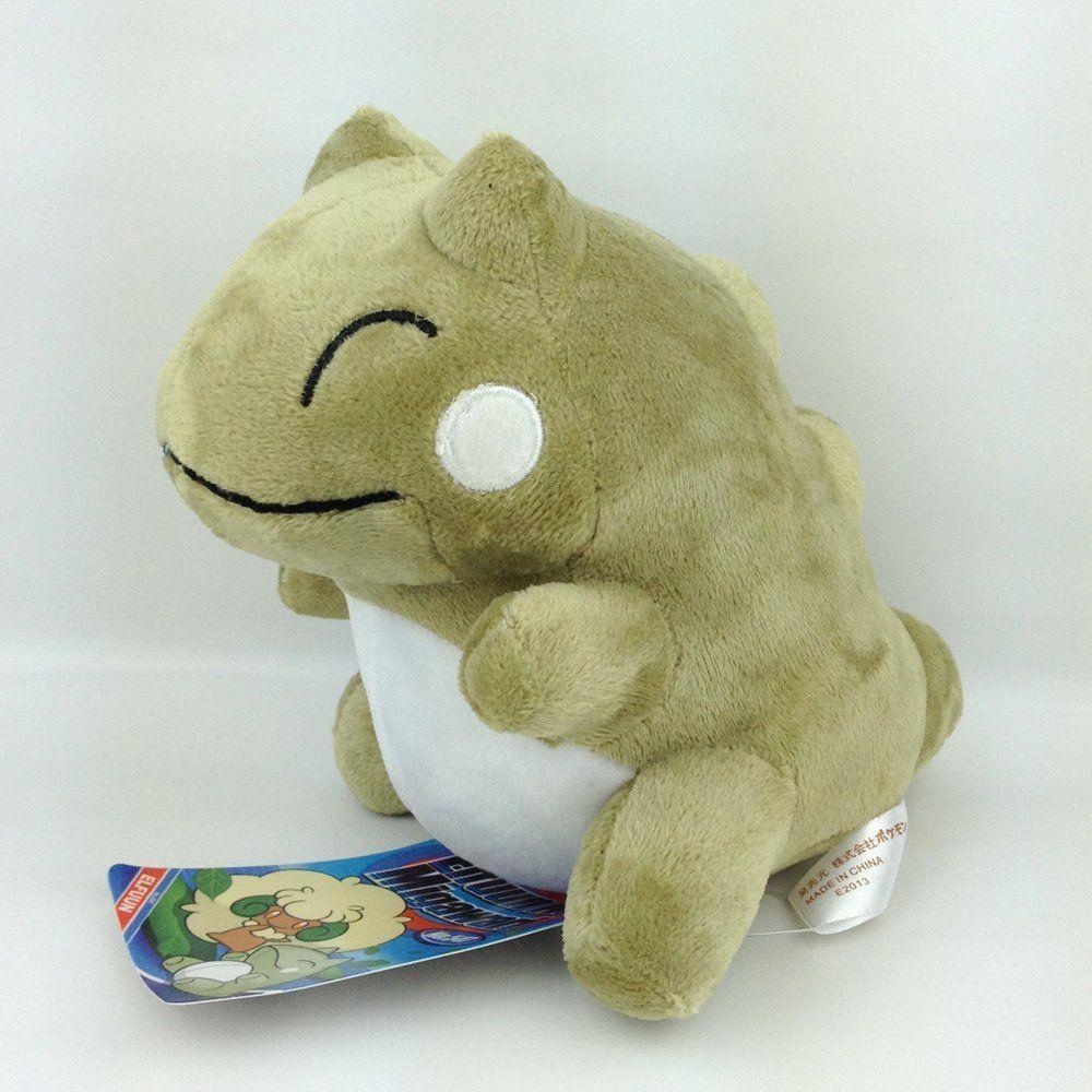 Amazon.com: Substitute Whimsicott Plush Toy Pokemon Elfuun Frog ...