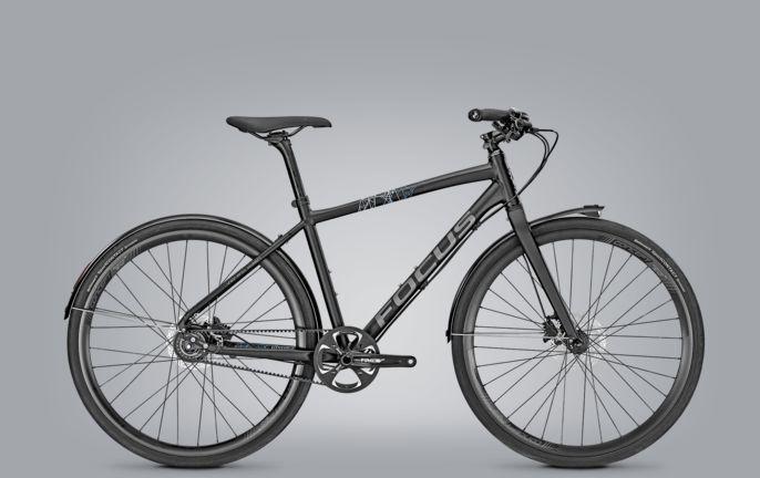 Focus Planet 1 0 Plus Urban Bike Performance Bike Bike Ride