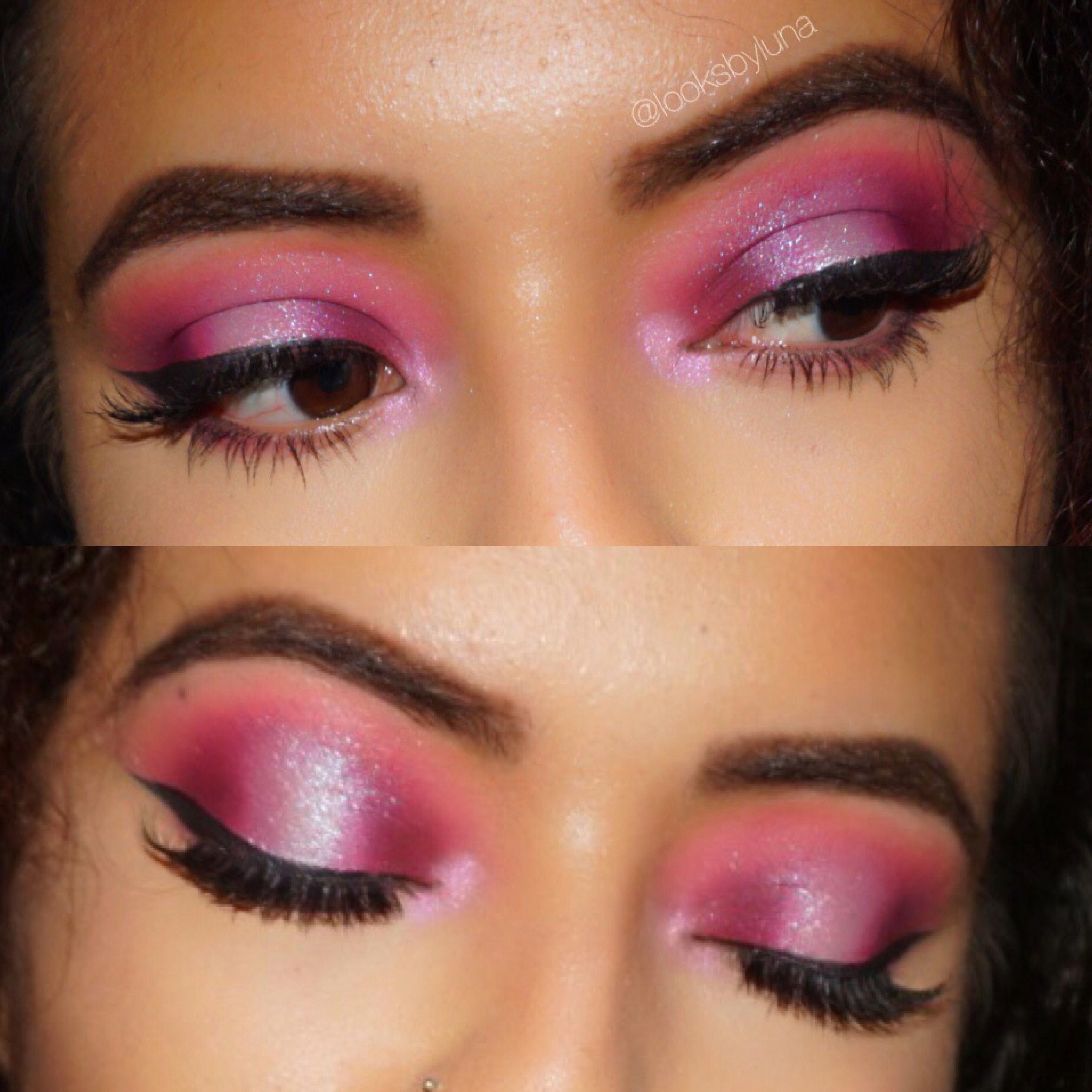 Colourpop element of surprise palette. Hooded eyes makeup
