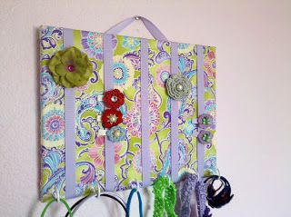 10-15k Bash - Hair Accessory Organizer from Analisa Rose Boutique