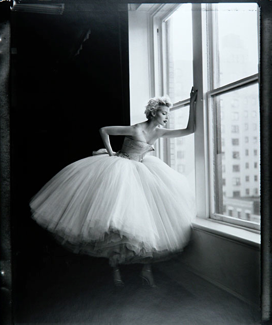 oh the tulle!