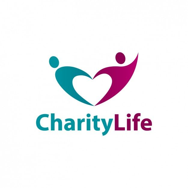 Charity logo design - Free download | Company Logos | Pinterest ...