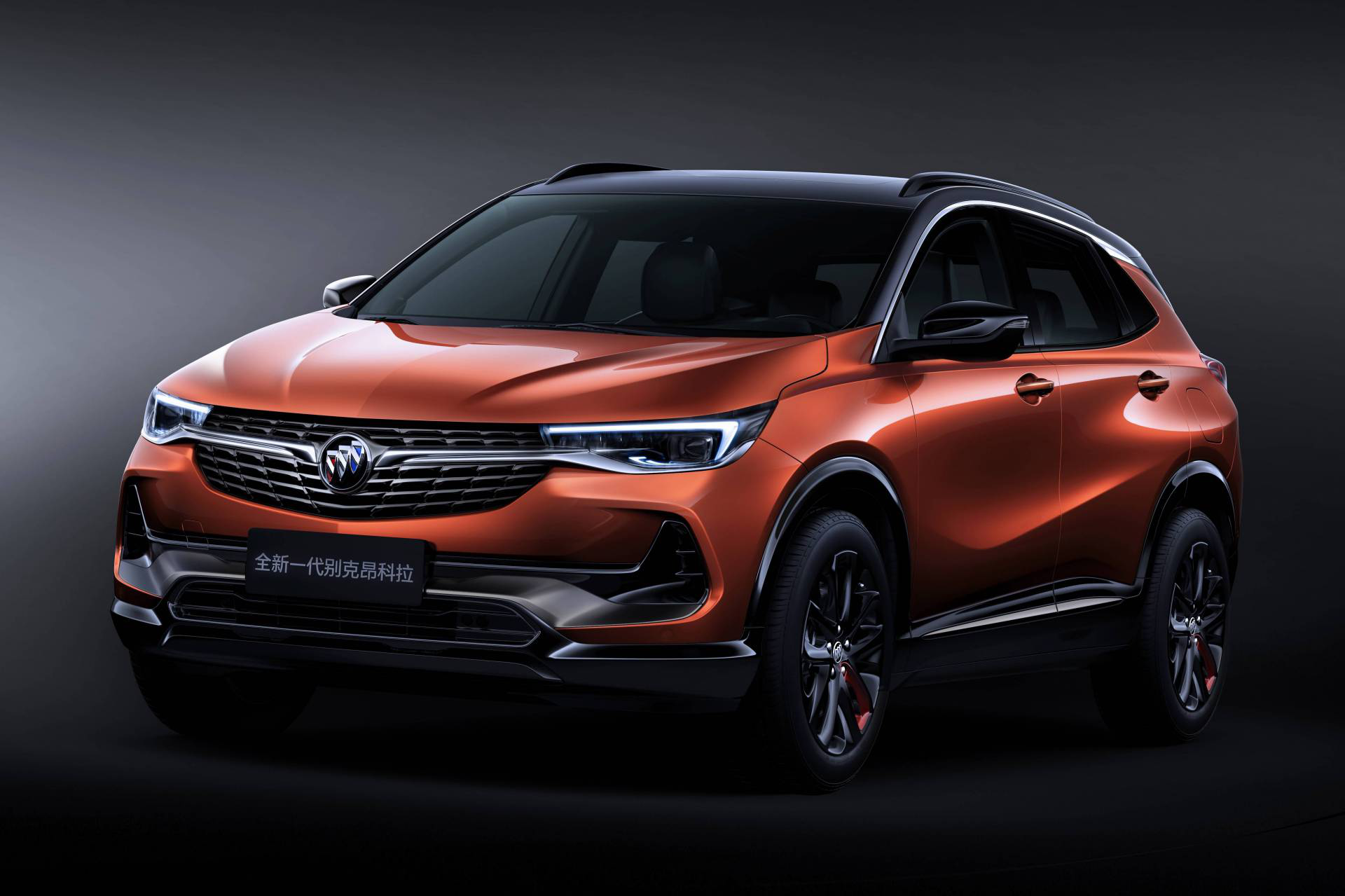 Buick Uncovers Two New Encore Suvs For China A Small One And The Compact Gx Carmojo The Encore Gx Is A Longer Wheelbase Comp Buick Encore Buick New Suv