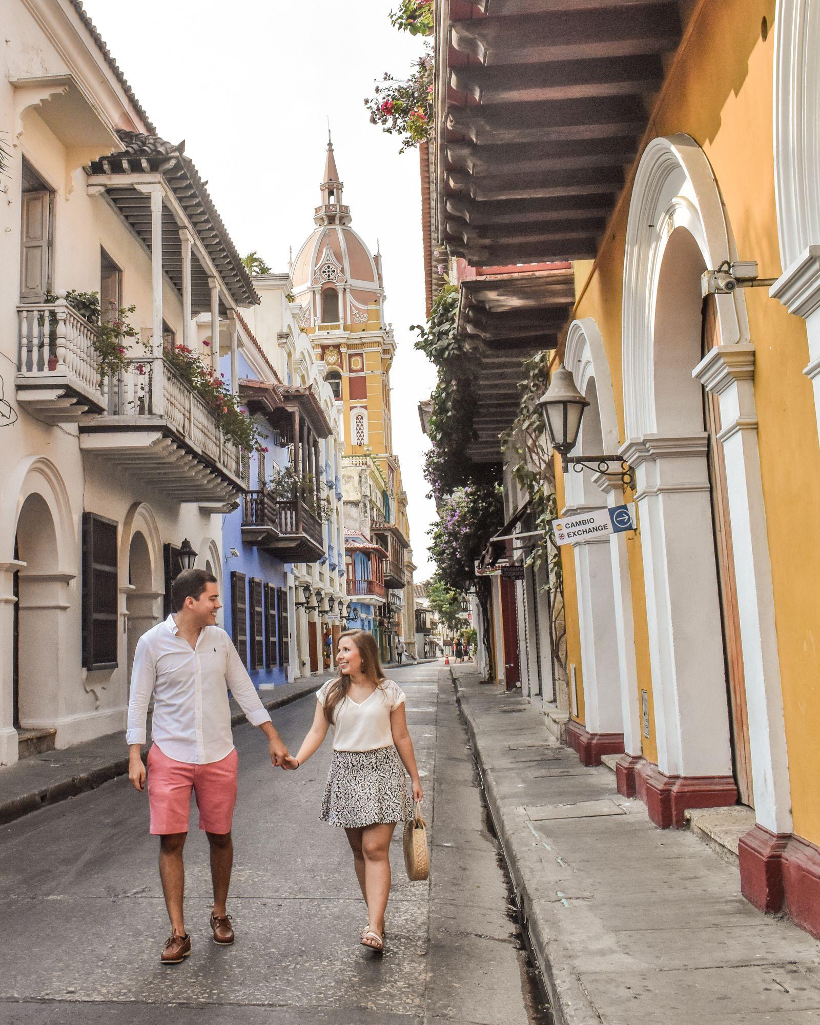 Los 10 Lugares Más Fotogénicos De Cartagena