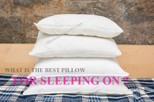 Pin On Side Sleeper Pillow