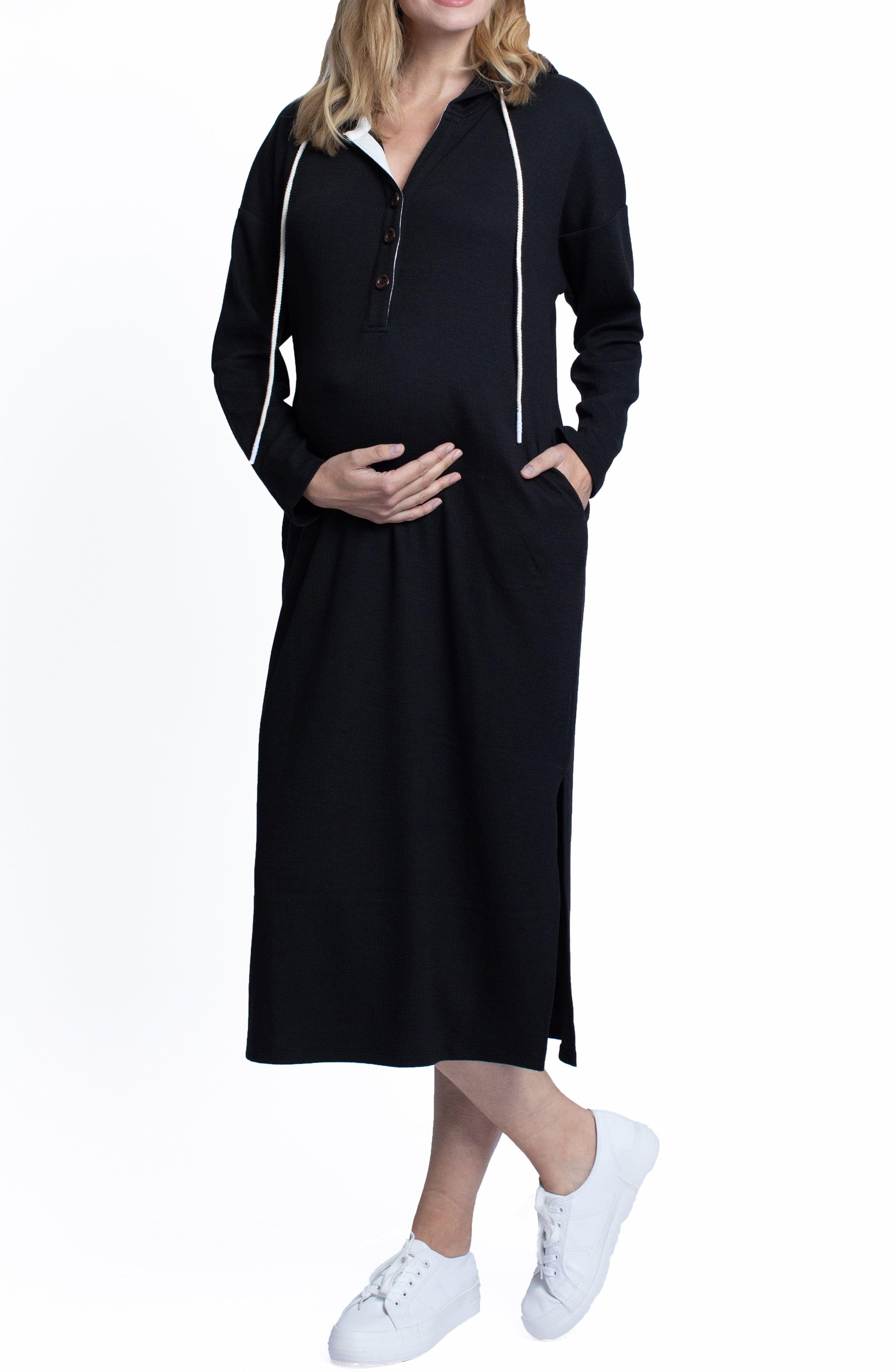 Angel Maternity Oversize Long Sleeve Maternity Hoodie Dress Nordstrom Long Hoodie Dress Hoodie Dress Maternity Hoodie [ 4048 x 2640 Pixel ]