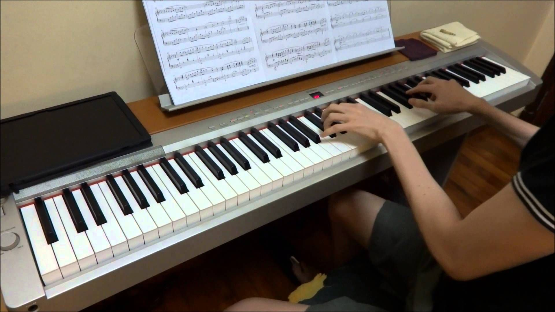 Clannad Dango Daikazoku Piano Arranged By Kyle Landry