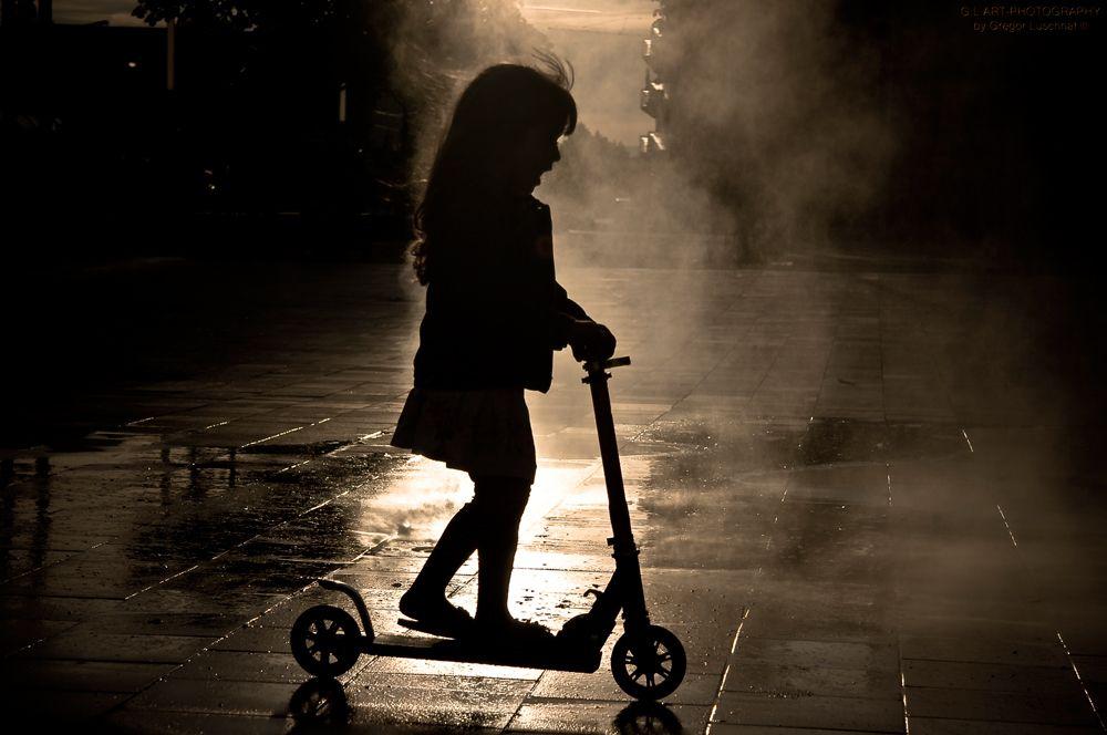 La bambina von Gregor Luschnat GL-ART-PHOTOGRAPHY