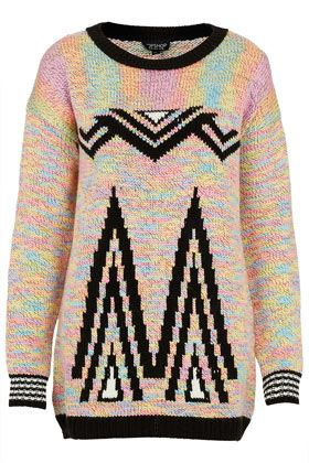 The Aztecs are to 2013, as the Mayans are to 2012. #TopShop