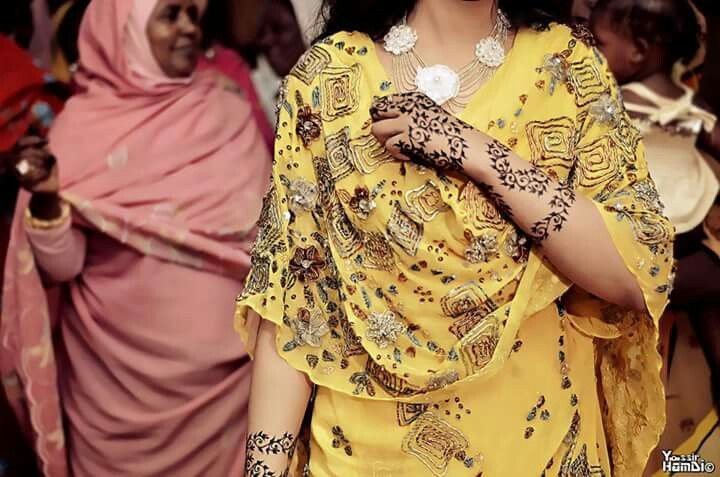 #Jirtig : #Traditional #Sudanese #Wedding
