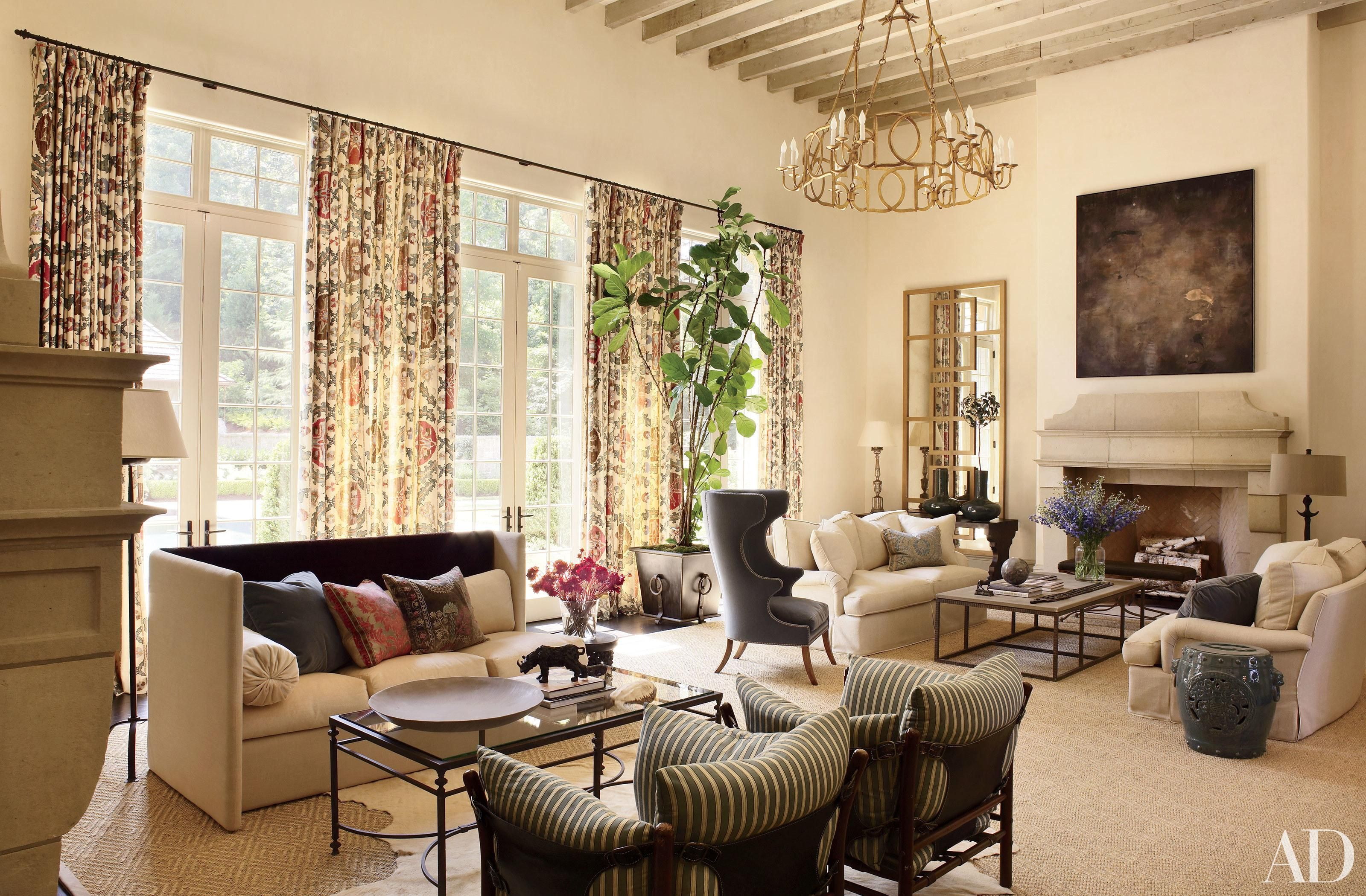 12 Traditional Rooms By Suzanne Kasler Interiors With Images