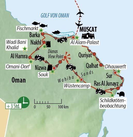 Oman Rundreise Travel Eht Eberhardttravel Richtigreisen Reise Oman Oman Flugreise