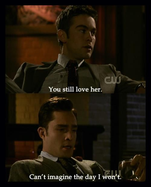 I Love You Chuck Bass