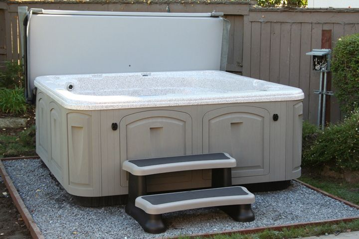 Pads Sonoma Hot Tubs Tub