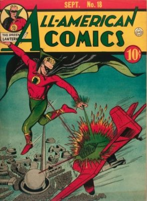 Image result for golden age green lantern