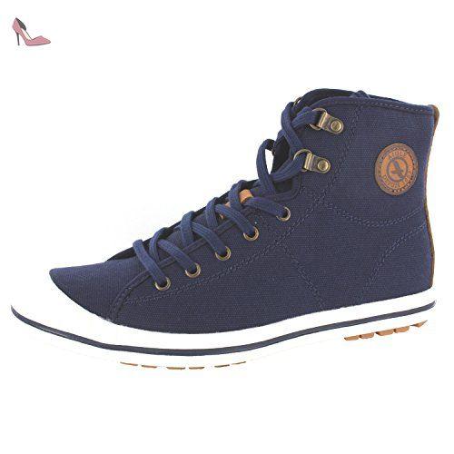 Bleu Femmes W Chaussures Bottes Eu Kitangiri 40 Aigle P574t Mid q1vw7IxnRY