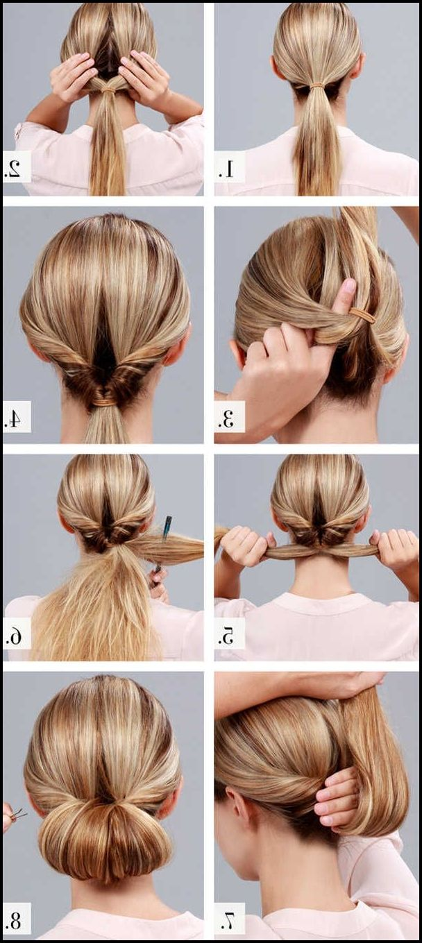 25 Easy Wedding Hairstyles You Can Diy Simple Wedding Hairstyles Simply Hairstyles Medium Hair Styles