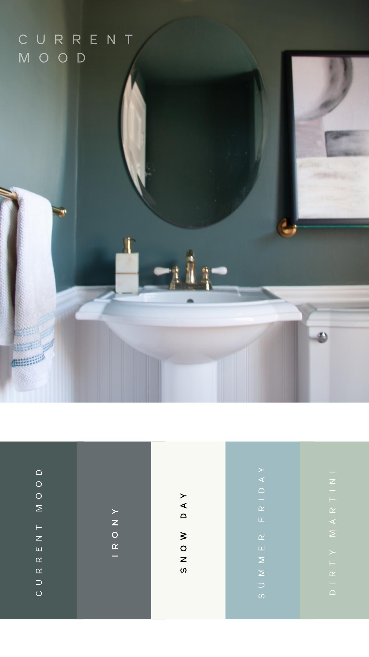 Green Bathroom Paint Colors Homyracks