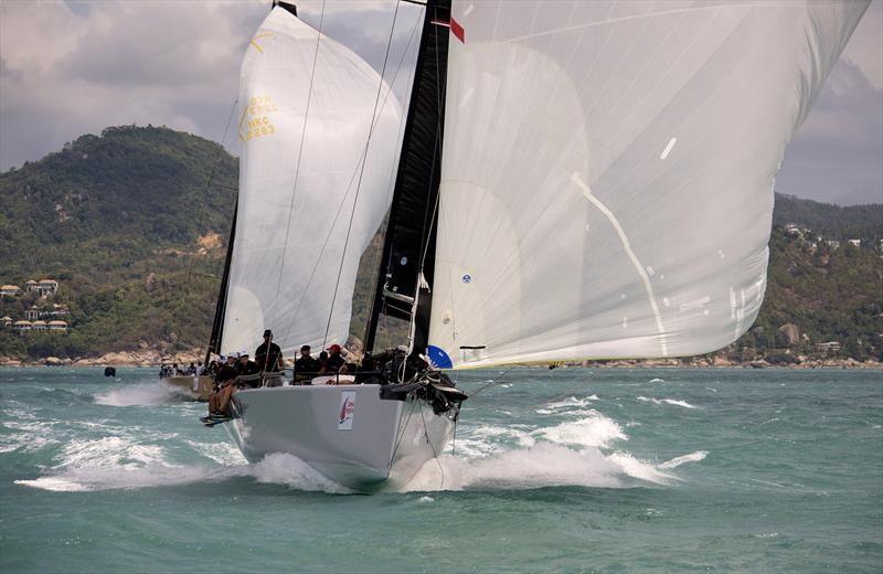 International fleet lineup Fleet, Sail world, Regatta