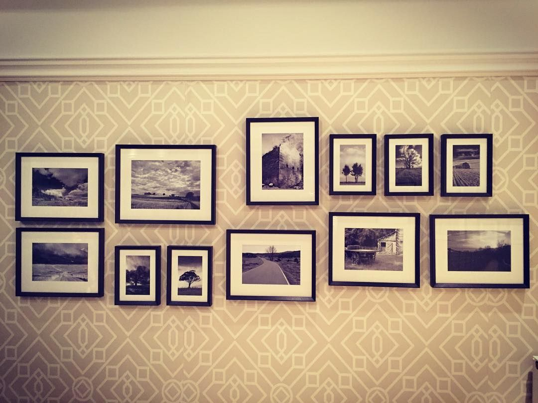 wyboston_lakes knows how to do a good gallery wall loving this ...