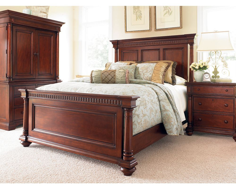 Thomasville Furniture King Street Cal King Panel Bed Headboard only  42611 437   Furniture   Pinterest   Thomasville furniture  Bed headboards  and Bed. Thomasville Furniture King Street Cal King Panel Bed Headboard