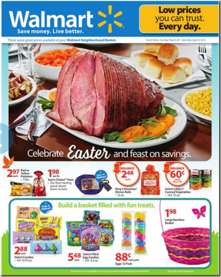 Walmart's New Ad Flyer is Out!
