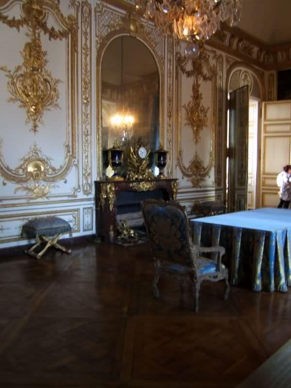 Versailles - L\'Appartement du Roi et l\'Appartement intérieur ...