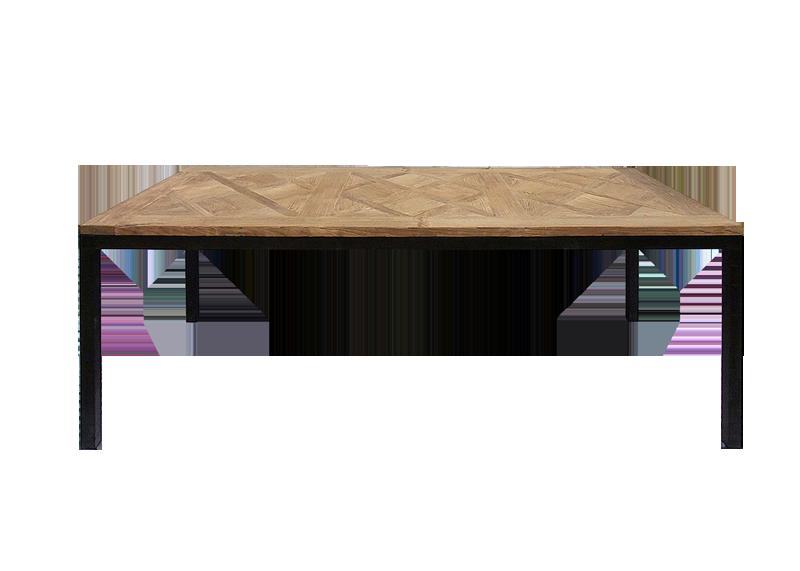 mesa madera restaurada mesa de comedor diferente mesa de comedor ...