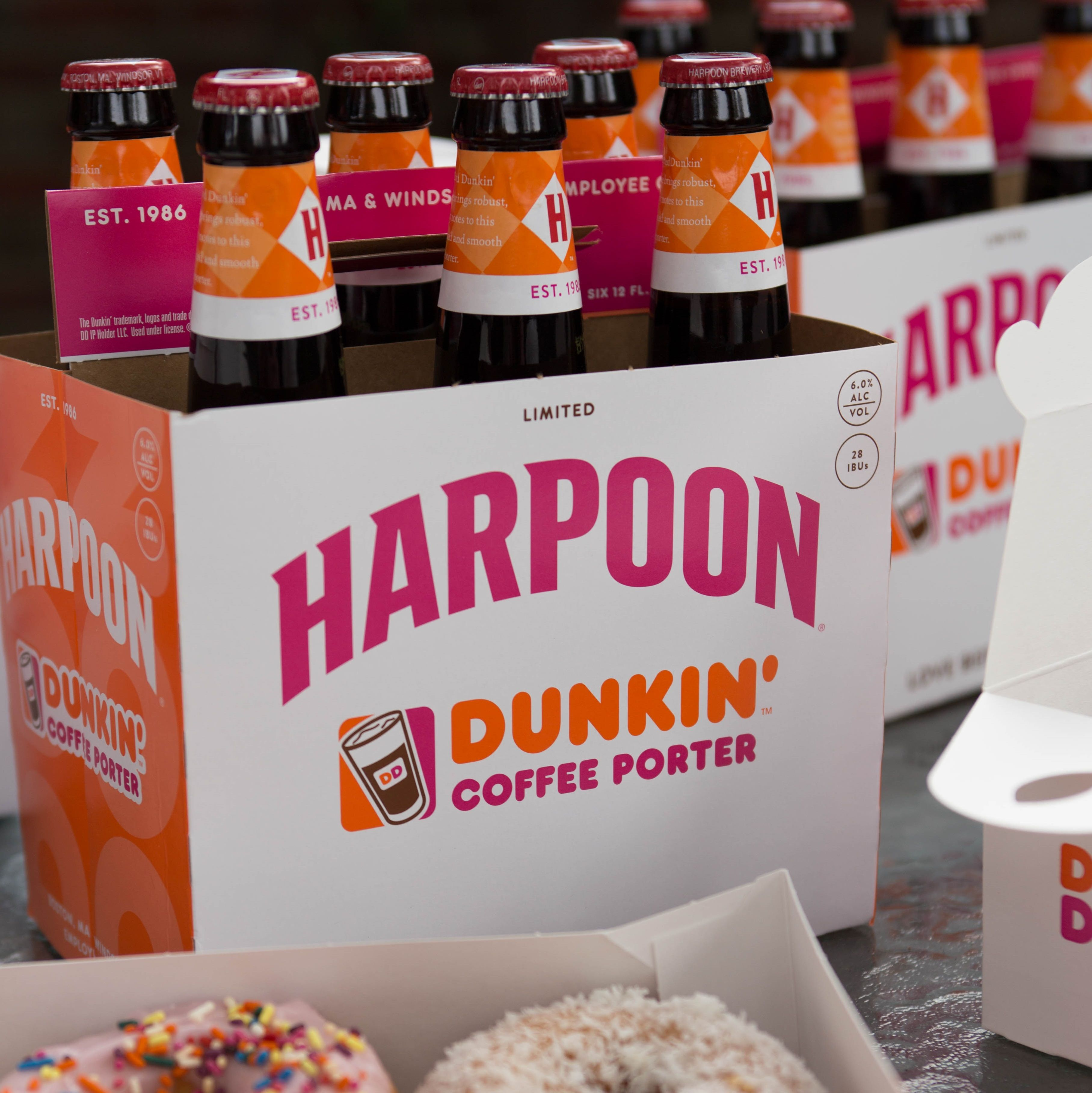 Dunkin' Finally Gets Its Own Beer, And It Goes Perfectly