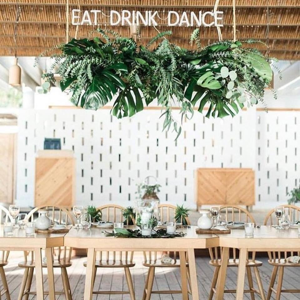 20 Amazing Hanging Greenery Floral Wedding Decorations For: Pin De Hugo Miranda Encina En Ideas Para Una Fiesta