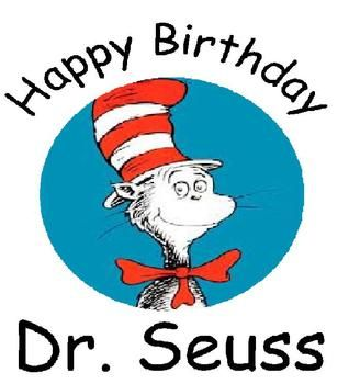 dr seuss happy birthday shirt clipart panda free clipart images rh pinterest com Dr. Seuss Printable Characters Dr. Seuss One Fish Two Fish Clip Art