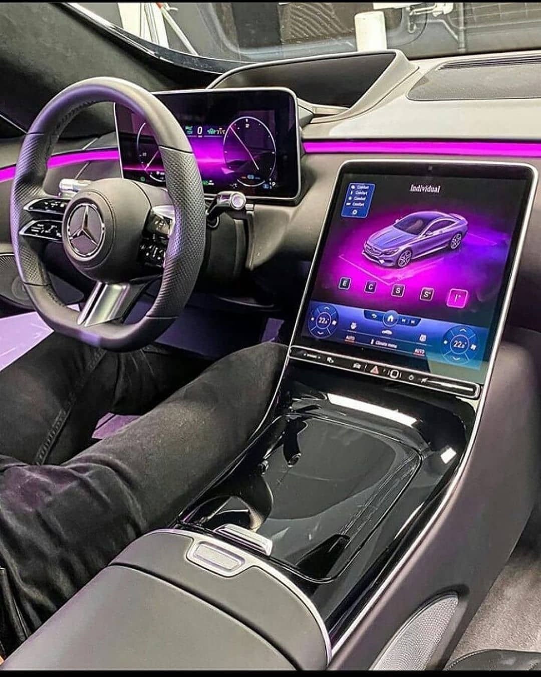 Mercedes On Instagram 2021 Mercedes S Class Interior Follow Mercedestrend19 For Mor Mercedes S Class Interior Mercedes Benz Interior Mercedes S Class