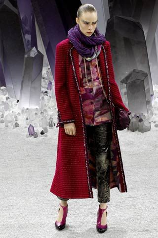 Chanel-Autumn 2012 Collection