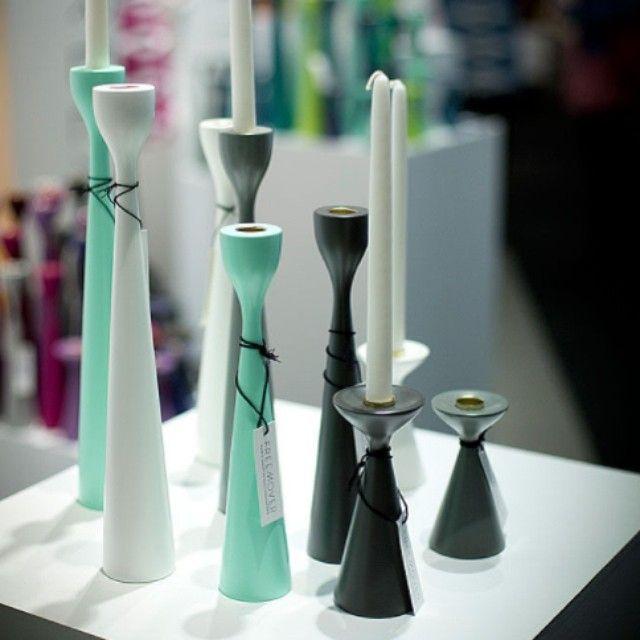 FREEMOVER Inga™ and Rolf™ candlesticks by Maria Lovisa Dahlberg photo: durietz photography freemover.se