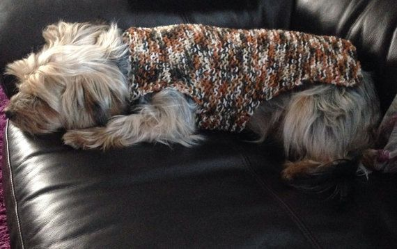 Check out this item in my Etsy shop https://www.etsy.com/uk/listing/273941186/brown-cream-dog-coat