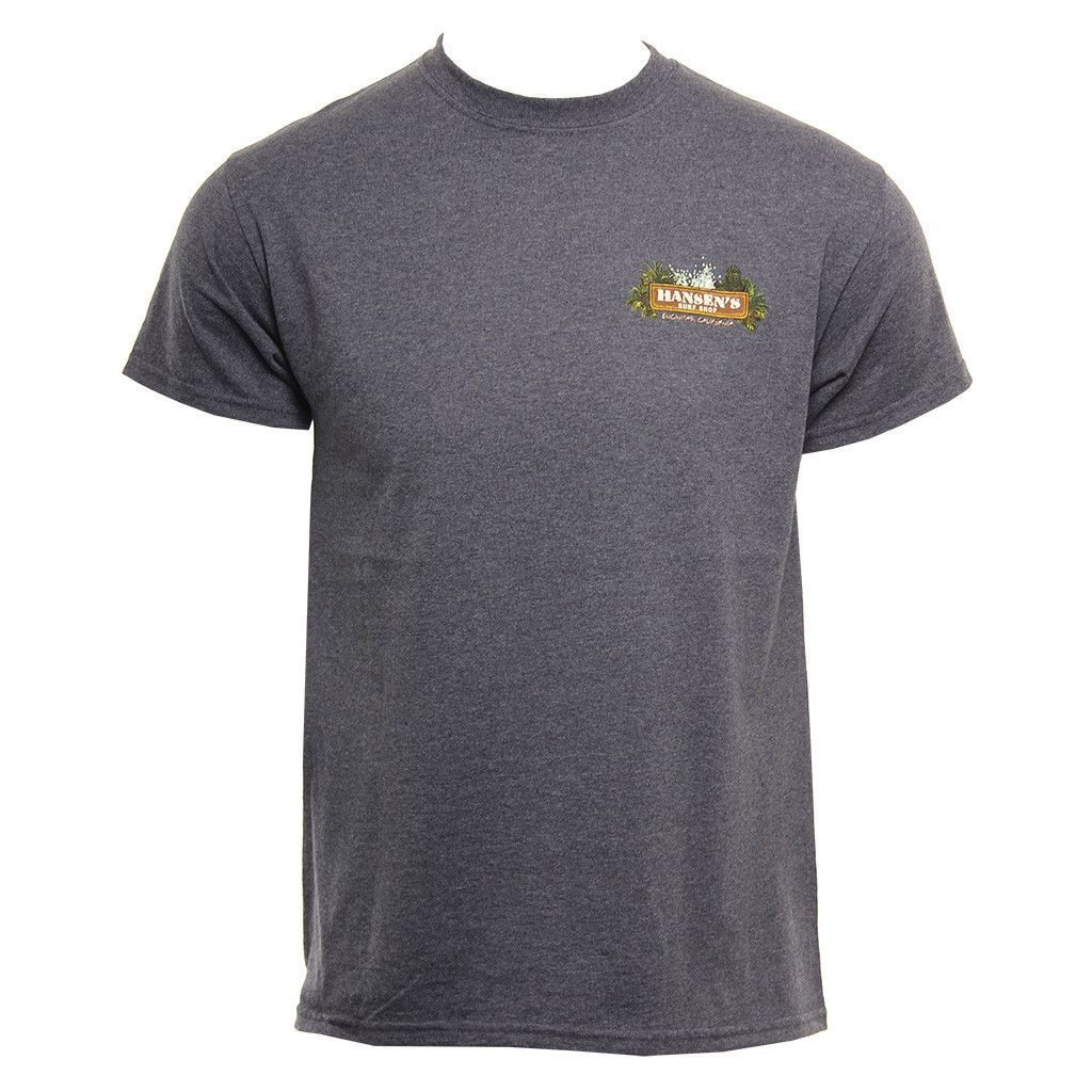 Hansen Mens Shirt Sign Of The Time