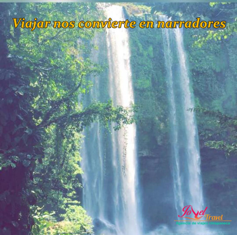 #Viaja #ViveChiapas