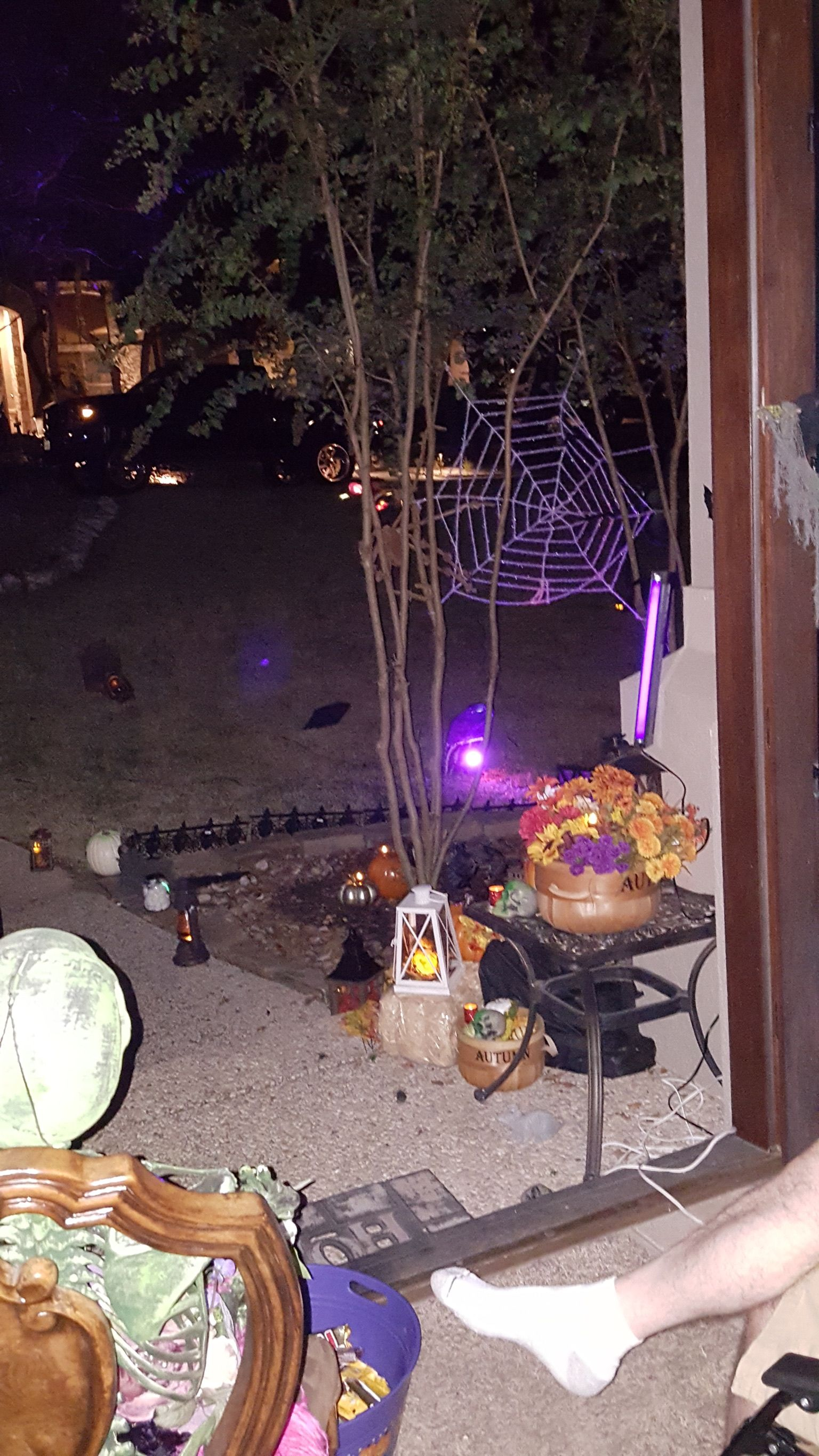 Pin by Mels Bells N Whistles ~ Eclectic Artistry on ** Mel\u0027s - Spooky Halloween Decorations