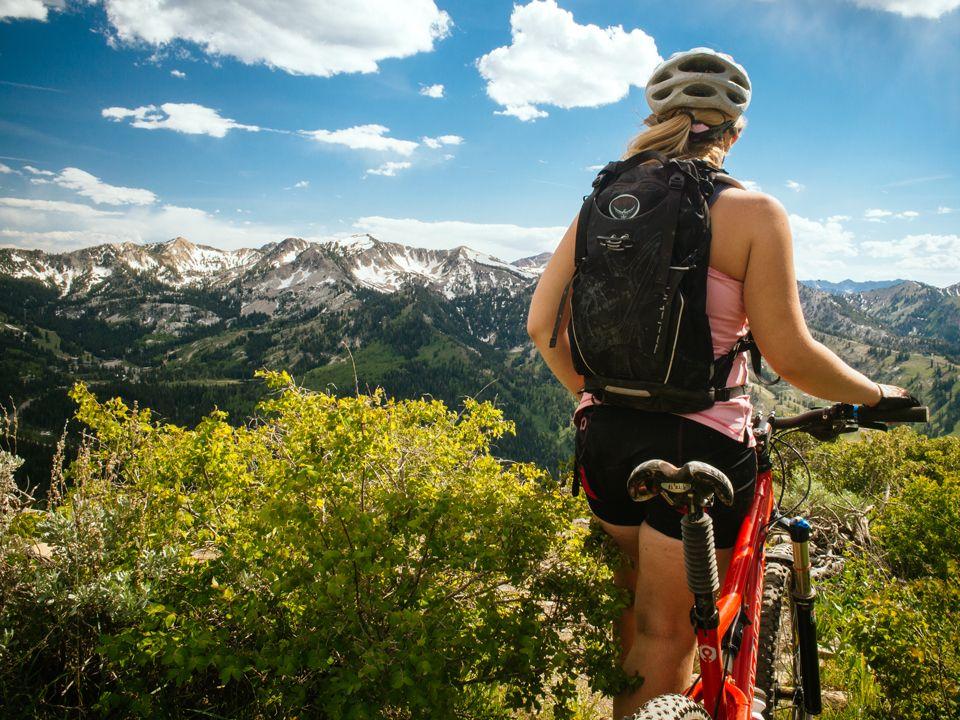 Osprey Zealot Mountain Bike Pack Review Mountain Biking