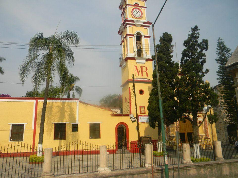 Iglesia de Tlaltenango, Morelos, Mexico