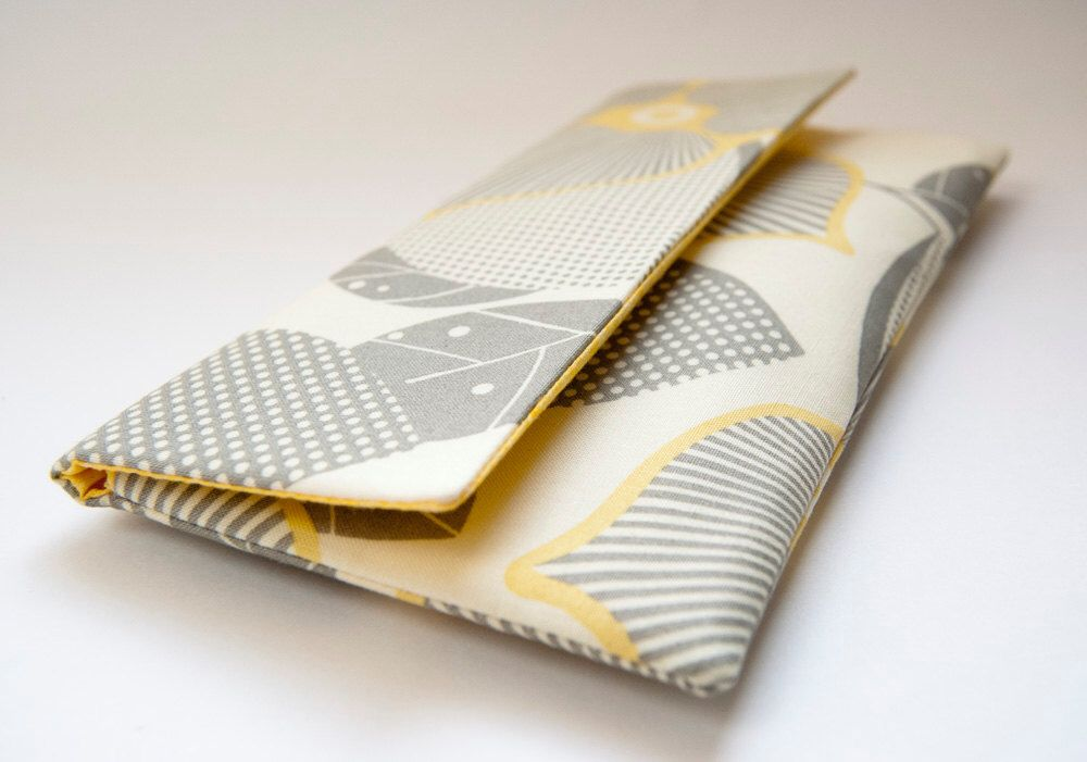 Envelope Clutch Purse Foldover clutch Personalized Color flower Wedding Bridal Clutch Pouch Purse in cream yellow grey by lolos on Etsy https://www.etsy.com/listing/156749215/envelope-clutch-purse-foldover-clutch