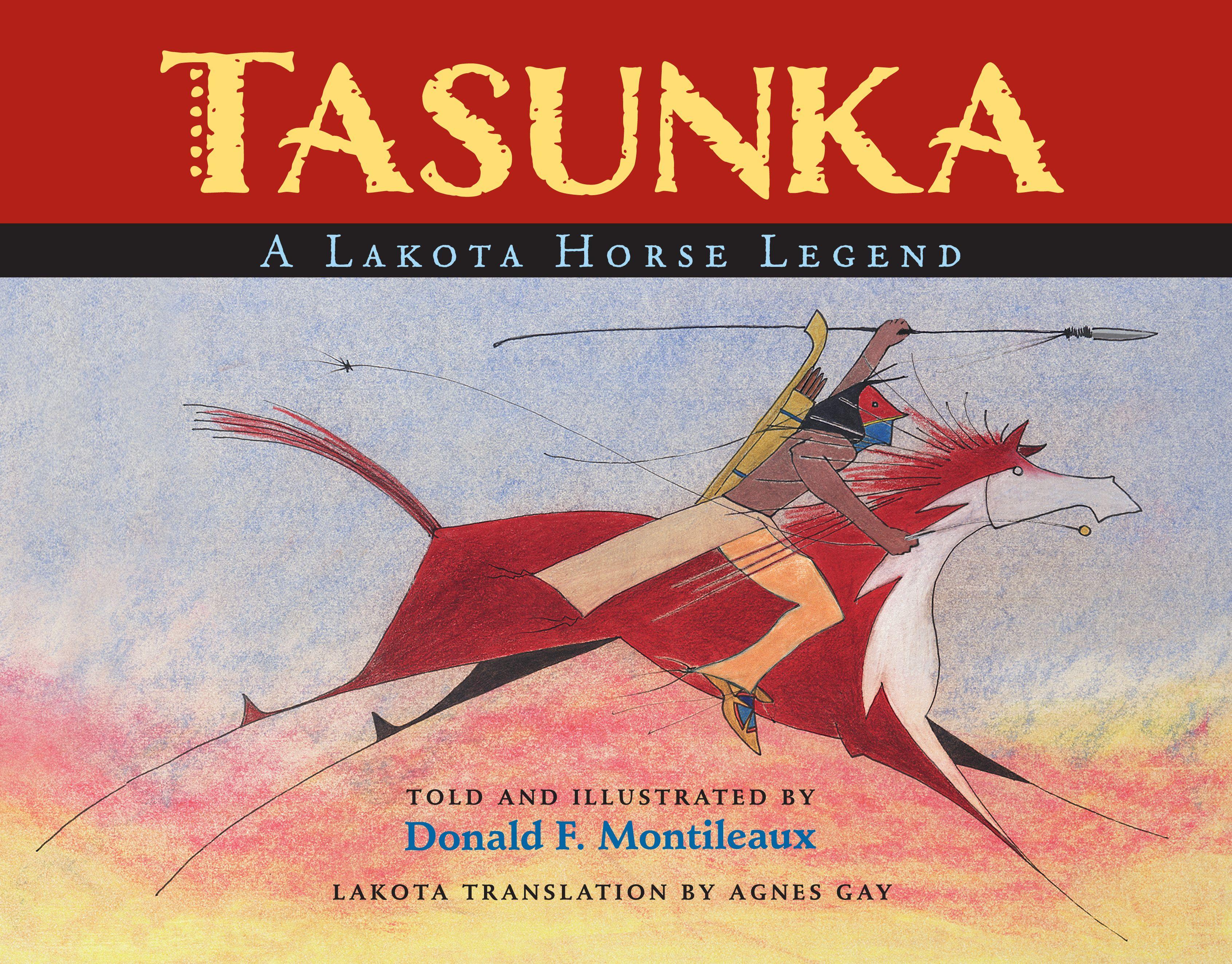 State Historical Society Tasunka Book Featured In