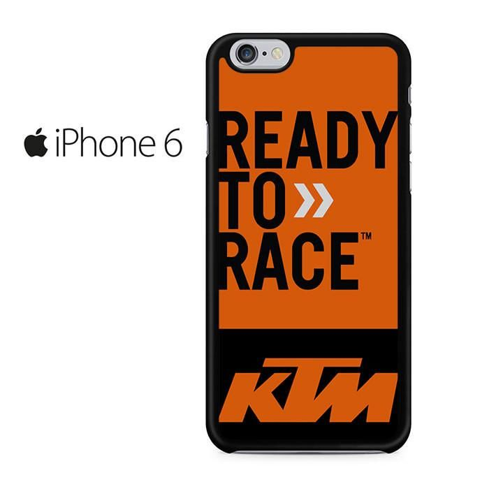 Ktm Ready To Race Iphone 6 Iphone 6s Case