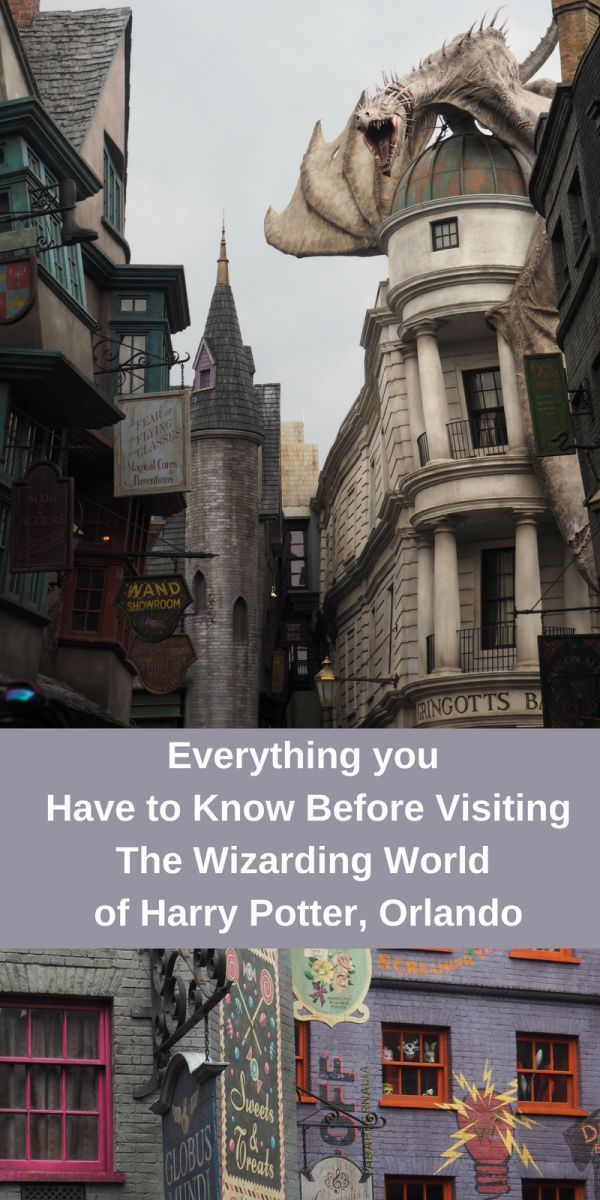 Everything You Need To Know Before Visiting The Wizarding World Of Harry Potter Orlando Florida The Orlando Travel Wizarding World Of Harry Potter Orlando