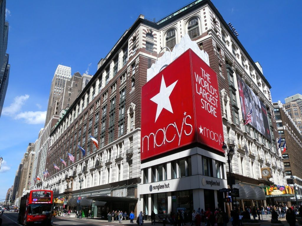 5ccb1b5cb6 In walking distance from  HotelGiraffe is Macy s Herald Square ...