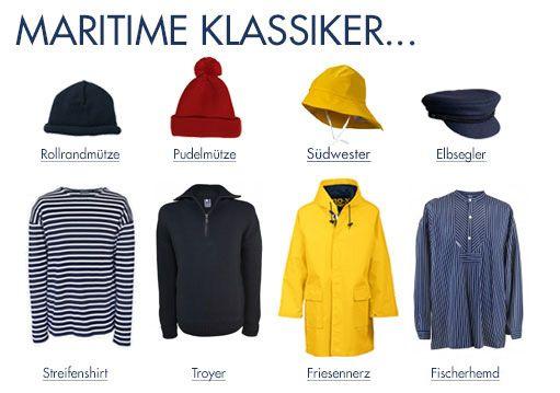 Hanseheld.de - Online Shop Maritime Mode & Lifestyle