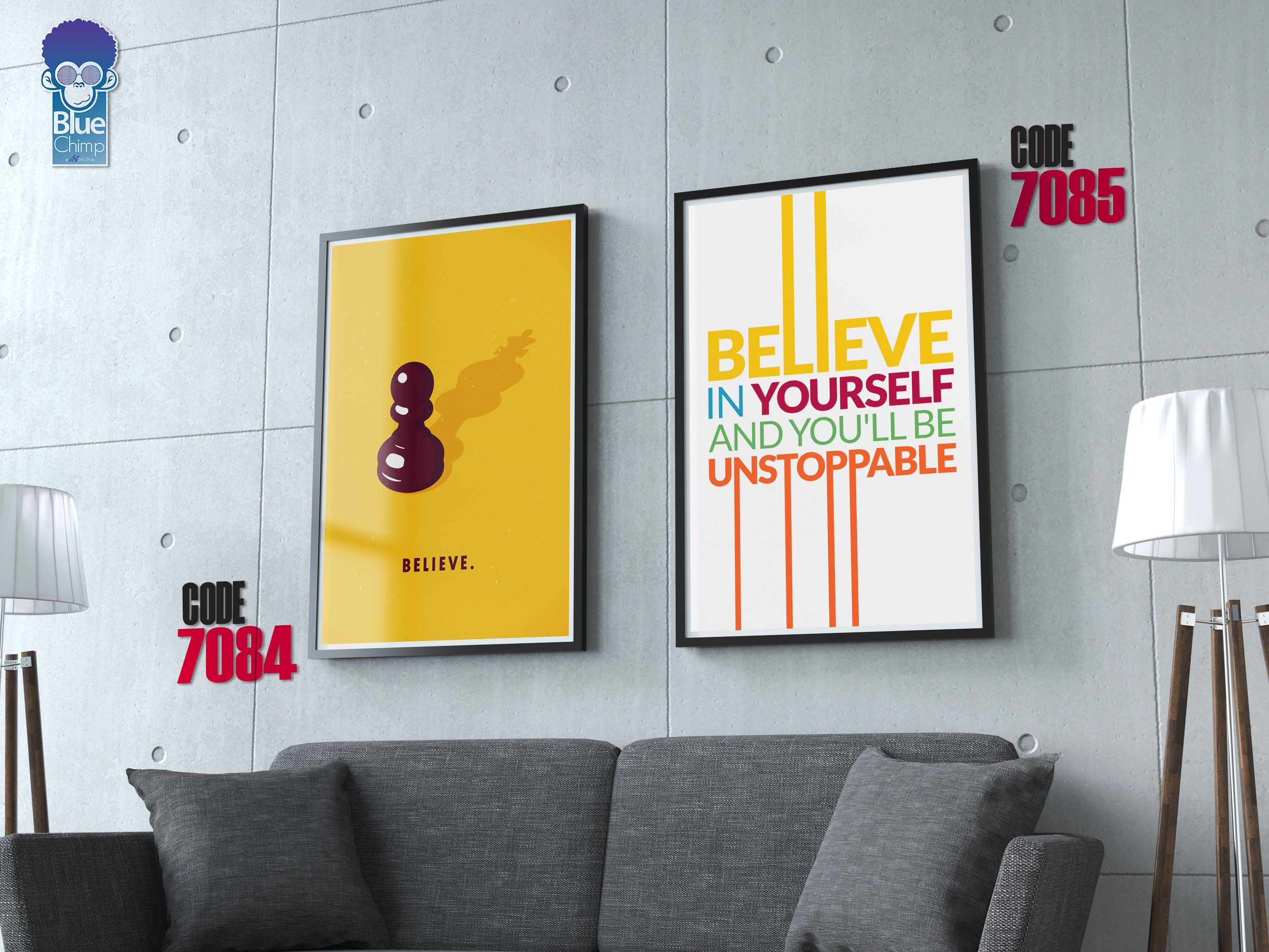 Code: 7084-7085 Poster Frames Black : 50cm x 70cm = 185 EGP 40cm x ...