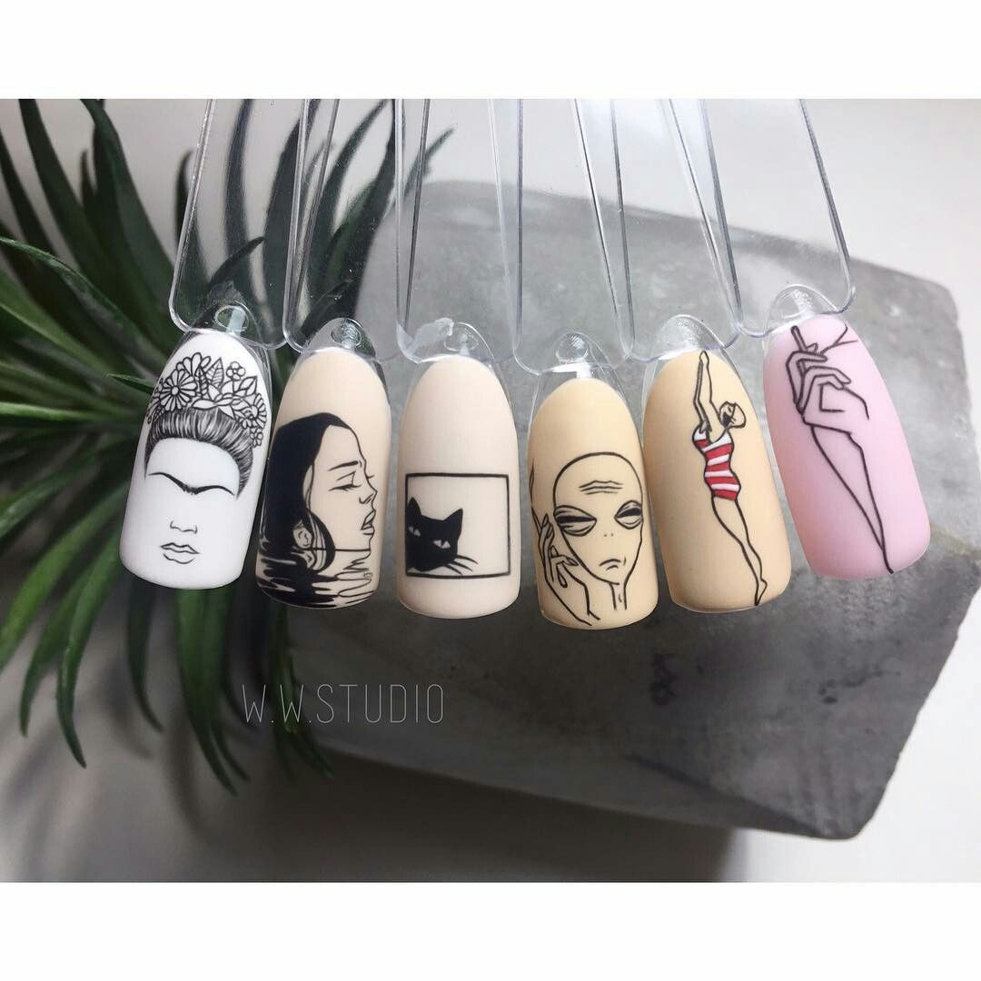 Pin de Panagiwta Eco en nails | Pinterest | Diseños de uñas ...